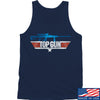 IV8888 Top Gun Barrett M107A1 Tank Tanks SMALL / Navy by Ballistic Ink - Made in America USA