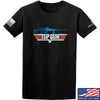 IV8888 Top Gun Barrett M107A1 T-Shirt T-Shirts Small / Black by Ballistic Ink - Made in America USA
