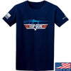 IV8888 Top Gun Barrett M107A1 T-Shirt T-Shirts Small / Navy by Ballistic Ink - Made in America USA