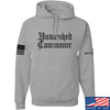 IV8888 Unwashed Commoner Hoodie Hoodies Small / Light Grey by Ballistic Ink - Made in America USA