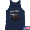 IV8888 Volumetric Accuracy Tank Tanks SMALL / Navy by Ballistic Ink - Made in America USA