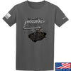 IV8888 Volumetric Accuracy T-Shirt T-Shirts Small / Charcoal by Ballistic Ink - Made in America USA