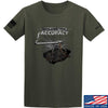 IV8888 Volumetric Accuracy T-Shirt T-Shirts Small / Military Green by Ballistic Ink - Made in America USA