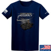 IV8888 Volumetric Accuracy T-Shirt T-Shirts Small / Navy by Ballistic Ink - Made in America USA