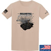 IV8888 Volumetric Accuracy T-Shirt T-Shirts Small / Sand by Ballistic Ink - Made in America USA