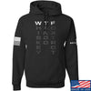 IV8888 Whiskey Tango Foxtrot (WTF) Hoodie Hoodies Small / Black by Ballistic Ink - Made in America USA