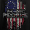 IV8888 We The People Long Sleeve T-Shirt Long Sleeve [variant_title] by Ballistic Ink - Made in America USA