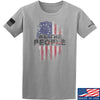 IV8888 We The People T-Shirt T-Shirts Small / Light Grey by Ballistic Ink - Made in America USA