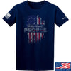 IV8888 We The People T-Shirt T-Shirts Small / Navy by Ballistic Ink - Made in America USA