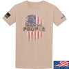 IV8888 We The People T-Shirt T-Shirts Small / Sand by Ballistic Ink - Made in America USA