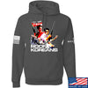 IV8888 Roof Koreans Hoodie Hoodies Small / Charcoal by Ballistic Ink - Made in America USA