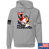 IV8888 Roof Koreans Hoodie Hoodies Small / Light Grey by Ballistic Ink - Made in America USA