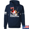 IV8888 Roof Koreans Hoodie Hoodies Small / Navy by Ballistic Ink - Made in America USA