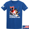IV8888 Roof Koreans T-Shirt T-Shirts Small / Blue by Ballistic Ink - Made in America USA