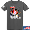 IV8888 Roof Koreans T-Shirt T-Shirts Small / Charcoal by Ballistic Ink - Made in America USA