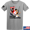 IV8888 Roof Koreans T-Shirt T-Shirts Small / Light Grey by Ballistic Ink - Made in America USA
