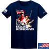 IV8888 Roof Koreans T-Shirt T-Shirts Small / Navy by Ballistic Ink - Made in America USA