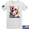 IV8888 Roof Koreans T-Shirt T-Shirts Small / White by Ballistic Ink - Made in America USA
