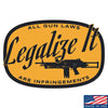Legalize It Sticker & Decal