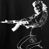Men of Arms Apparel Ladies Marilyn AK T-Shirt T-Shirts [variant_title] by Ballistic Ink - Made in America USA