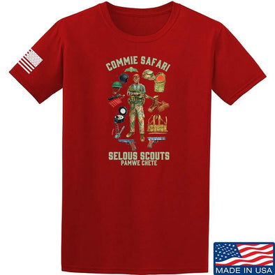 Commie Safari T-Shirt [IV8888]