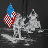 IV8888 First Man on The Moon Hoodie Hoodies [variant_title] by Ballistic Ink - Made in America USA