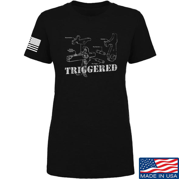 Ladies Triggered T-Shirt