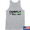 Comply I Will Not Tank