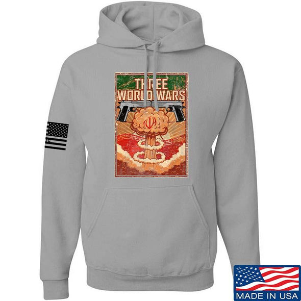Three World Wars Hoodie