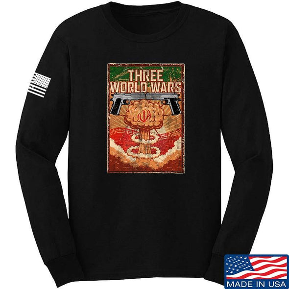 Three World Wars Long Sleeve T-Shirt