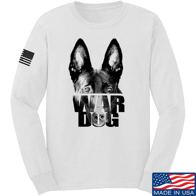 War Dog Long Sleeve T-Shirt