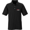 IV8888 IV8888 Logo Polo Polos Small / Black by Ballistic Ink - Made in America USA