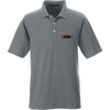 IV8888 IV8888 Logo Polo Polos Small / Graphite by Ballistic Ink - Made in America USA