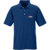 IV8888 IV8888 Logo Polo Polos Small / True Royal by Ballistic Ink - Made in America USA