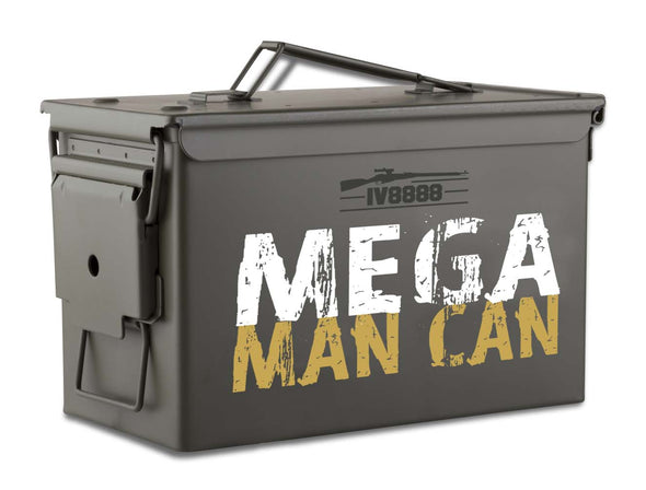 IV8888 MEGA Man Can #4- Medical Box