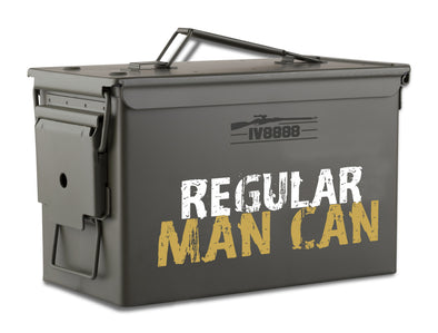 IV8888 Regular Man Can #4 - Medical Box