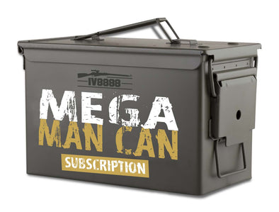 Subscription - IV8888 MEGA Man Can