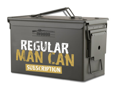 Subscription - IV8888 Man Can - REGULAR