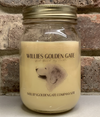 Willie's Golden Gate Candles