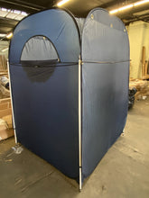 Large Popup Travel Sukkah With Schach