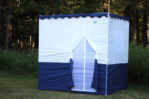 8ft Great Sukkah with Schach (8'x16')