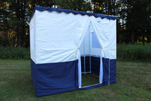 8ft Royal Sukkah without Schach (8'x10')