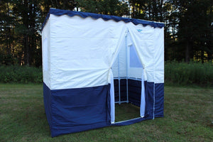 8ft Royal Sukkah without Schach (8'x8')