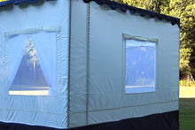 8ft Royal Sukkah with Schach (12'x24')
