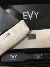 "EVY iQ-OneGlide 1.5"" Hair Straightener New Bonus Thermal Bag."