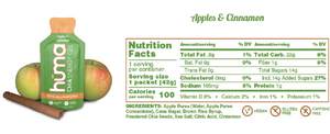 Huma Gel - Apples & Cinnamon (10 Pack)