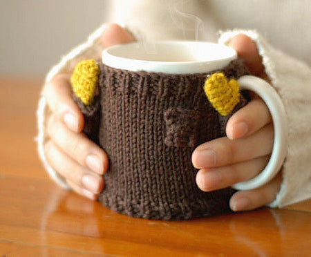 Start Your Morning with a Hug in a Mug!