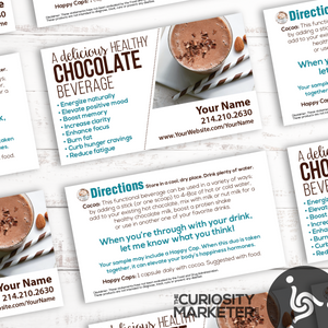 Cocoa Sample Card