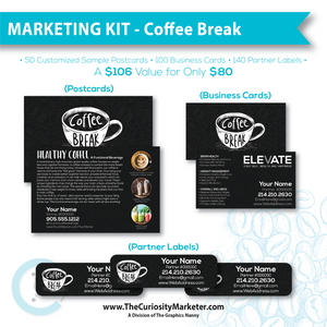 Marketing Kit - Coffee Break