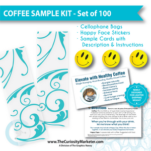 Sample Kit - Coffee